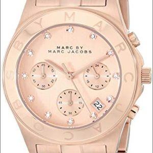 MARC by Marc Jacobs Watch, Rose Gold